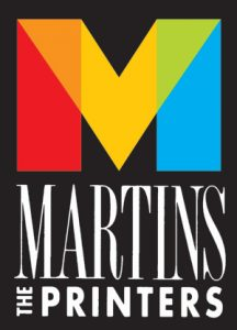 Martins the Printers Logo
